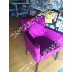 大兴椅套-恒帆建业专业量身定做椅套(在线咨询)酒店椅套图片