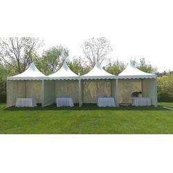 膜结构篷房、临沂篷房、租赁各种展会篷房找恒帆建业(图)图片