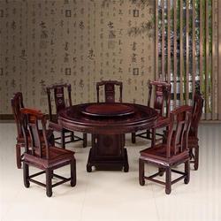 红木家具、冠兴缅花家具、红木家具厂家图片