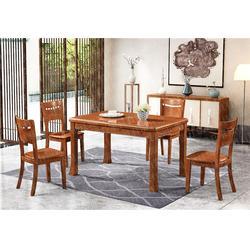 抽拉台餐桌_浙江瑞升家具有限公司_中式抽拉台餐桌品牌排行图片