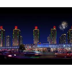 阳泉led楼体亮化工程|太原欣美照明(在线咨询)|楼体亮化图片