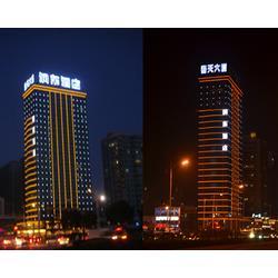 太原景观亮化公司,太原欣美照明,景观亮化图片