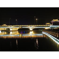 桥梁亮化、山西桥梁亮化设计、太原欣美照明(优质商家)图片