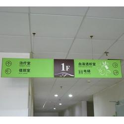 标识牌制作厂 晋中标识牌 太原天河标识图片