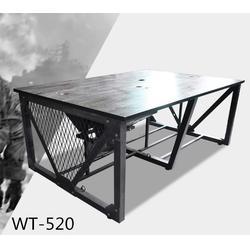 网吧沙发电脑桌一体-网吧沙发-广州一铭家具图片
