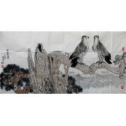 镇江集古斋 手工装裱字画-扬州国画图片