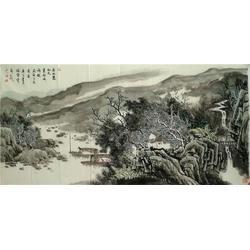 山水字画_镇江集古斋(在线咨询)_山水字画图片