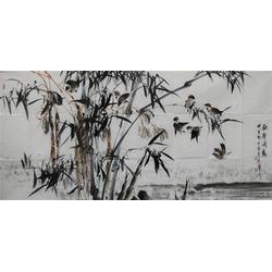 泰州花鸟字画|镇江集古斋|花鸟字画图片