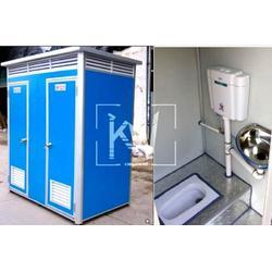 工地简易厕所移动厕所淋浴房休息房岗亭图片