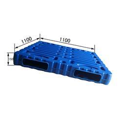 塑料栈板制造厂家、塑胶栈板、重型货物塑胶栈板型号图片
