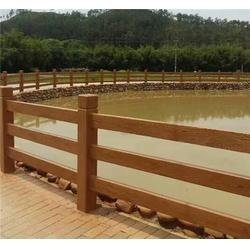 哥特建材(图)|仿木栏杆多少钱|巢湖仿木栏杆图片