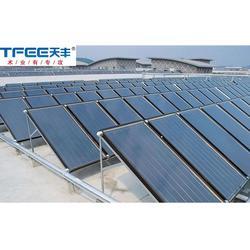 鹤壁太阳能热水_天丰太阳能(优质商家)_太阳能集热器图片