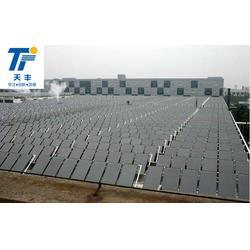 天丰太阳能|扶沟太阳能热水|太阳能热水工程图片