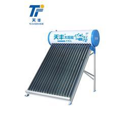 天丰太阳能(图),太阳能集热器,石拐区太阳能热水图片