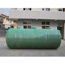 繁峙玻璃钢化粪池、10立方玻璃钢化粪池、国利环保(优质商家)图片