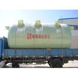 玻璃钢化粪池规格|国利环保(在线咨询)|玻璃钢化粪池图片