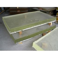 漯河铅玻璃报价-防护铅玻璃报价-瑞德森射线防护图片