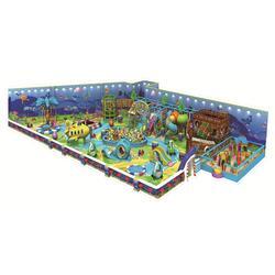 淘气堡室内游乐场、淘气堡、效力(查看)图片