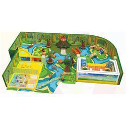 效力儿童乐园(图)、淘气堡电动产品厂家、甘肃淘气堡图片