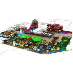 淘气堡生产厂家,甘肃淘气堡,效力淘气堡设备(图)图片