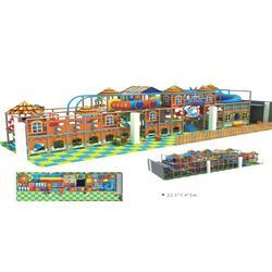 效力儿童淘气堡(多图)_儿童乐园淘气堡厂商_淘气堡图片
