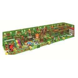 淘气堡、幼儿园室内淘气堡、效力游乐设备(多图)图片