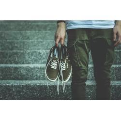 京东幸运叶子的板鞋,江苏天马