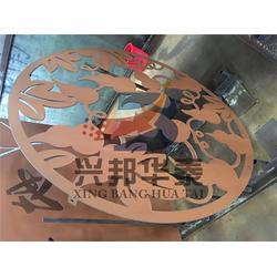 河南q345nh耐候板-兴邦华泰图片