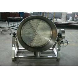 蒸汽夹层锅商家、河南蒸汽夹层锅、诸城启源机械(查看)图片