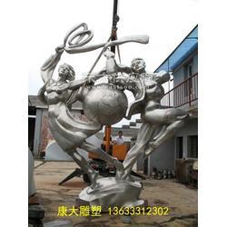 不锈钢校园雕塑人物雕塑图片