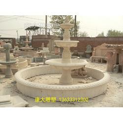 园林石雕景观喷泉雕塑选用的材质图片