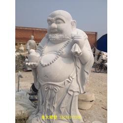 石雕汉白玉弥勒佛 大肚弥勒 招财弥勒 布袋弥勒佛像厂家佛像图片