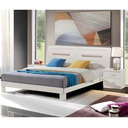 可拆双人床,格维美家具(在线咨询),郧县双人床图片