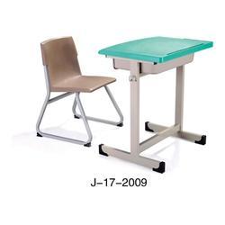 课桌椅、金榜家具、河北升降课桌椅图片