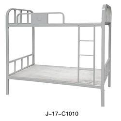 胜芳钢木双层床,金榜家具,双层床图片