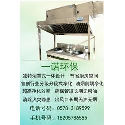 油烟净化一体机,油烟净化一体机厂家,一诺环保(优质商家)图片