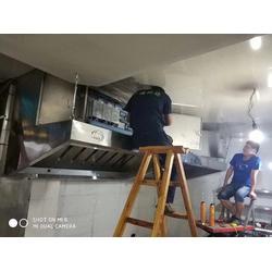 廚房油煙處理凈化-武義油煙處理凈化-一諾環保透明(查看)圖片