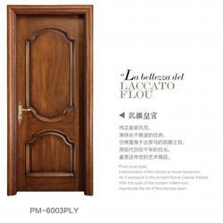 实木复合门、盛京品尚【优质服务】、实木复合门定制图片