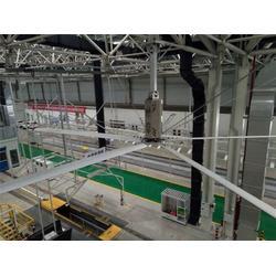 大型节能通风大吊扇 奇翔生产厂家 陵水节能通风大吊扇图片