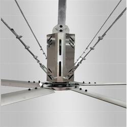清远工业大风扇组装-奇翔生产厂家-工业大风扇组装环保静音图片