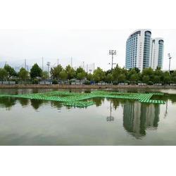 人工生态浮岛,大城县聚格塑料制品厂图片