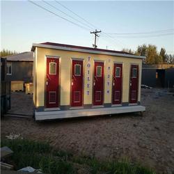智能环保厕所——景区移动厕所厂家——移动环保厕所图片