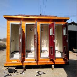 景区移动厕所 环保厕所 生态卫生间图片
