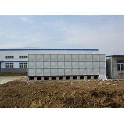 不锈钢水箱厂、广盛人防工程、德州水箱图片
