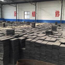 高温料仓用铸石板厚度,石嘴山铸石板,银鑫微晶板材图片