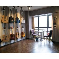 太原短期吉他培训-山西伯牙琴行-短期吉他培训多少钱图片