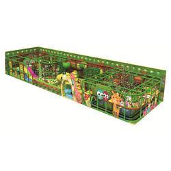 幼儿园大型滑梯_效力游乐场配套_重庆滑梯图片