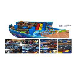 幼儿园滑梯,效力游乐场配套,西藏滑梯图片