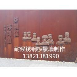 毕节耐候钢板-天津卓纳锈钢板图片