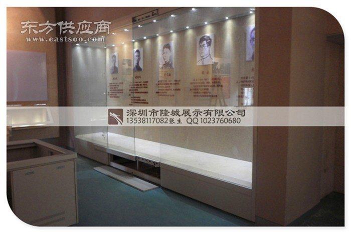 隆城展示(图)|博物馆展柜新工艺|博物馆展柜图片